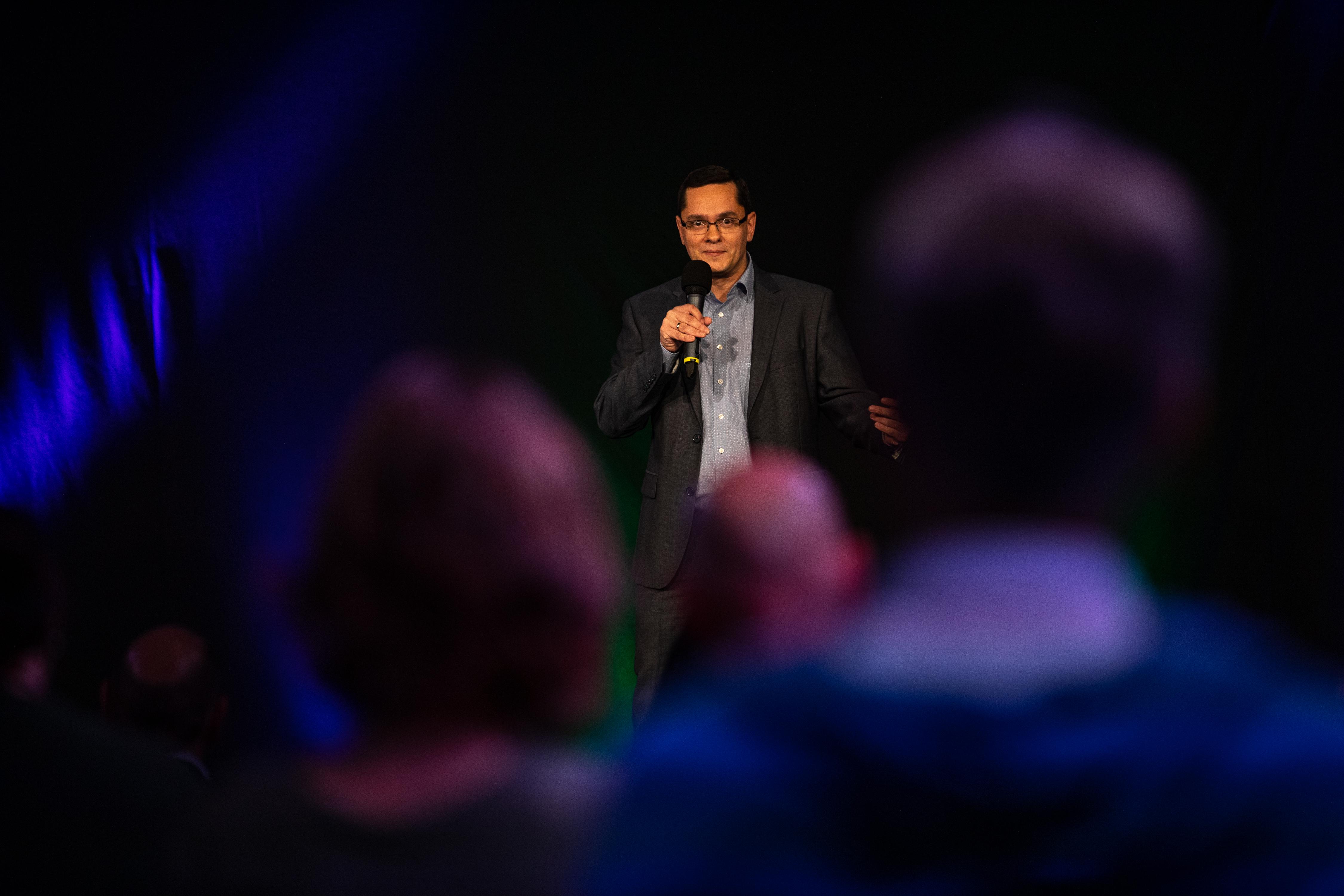 Santino Giese Vortrag Automatisierung